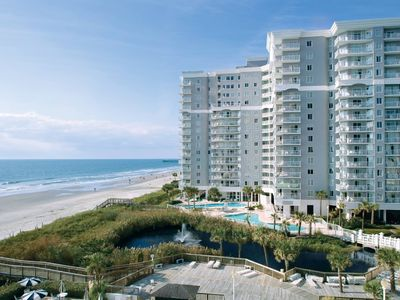 Photo for Myrtle Beach - Two Bedroom Condo at Sea Watch Resort