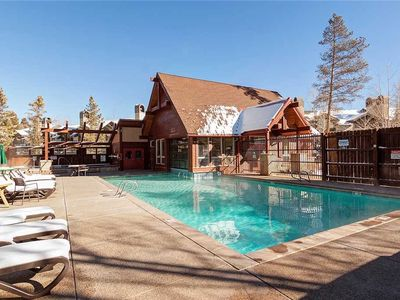 Photo for NEW LISTING! Downtown, walk-to-lift condo w/ shared hot tubs, pool & sauna!