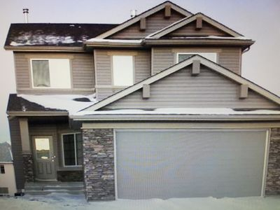 Photo for Serenity B&B. Quiet, comfortable furnished bedroom in 3 bedroom home close 2 YYC