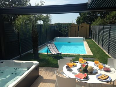 Photo for House Swimming pool Jacuzzi Guérande - La Baule