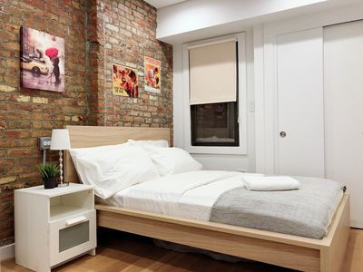 Photo for Luxury SohoStyle 2 Bedroom in Downtown Manhattan - Apt #5