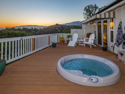 Sunset Vista - Stunning Views with Santa Barbara Beneath Your Feet
