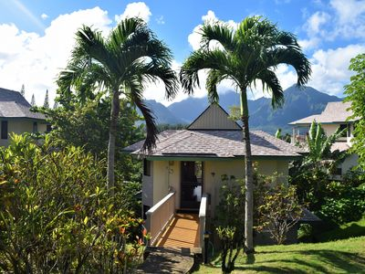 Photo for Beaches at your doorstep, Views, Paradise in Princeville at Hanalei Bay Villa #1