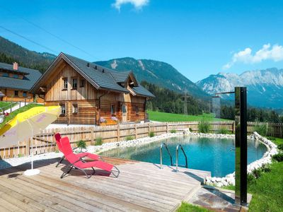 Photo for Vacation home Grimmingblickhütte (GBM301) in Gröbming - 18 persons, 6 bedrooms