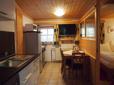 Photo for 1BR Apartment Vacation Rental in St. Martin am Tennengebirge