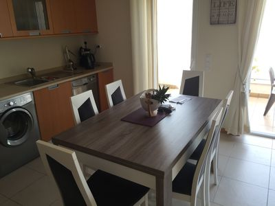 Photo for Beautiful 3 bedroom apartment in Burgau.
