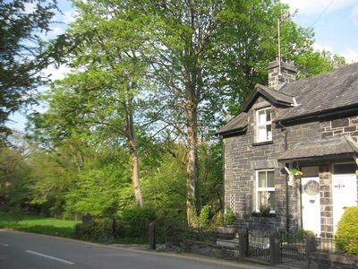 Photo for Glan Dulyn  Cottage Mill Street Betws Y  Coed Snowdonia