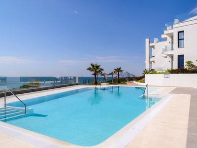 Photo for The Links 2213. With the best views Costa del Sol. The beach 3 min walk