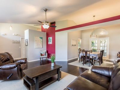 🍹🌞 Patio Paradise! 3BR/2BA Private/Fenced Yard, Pet Friendly, and Quiet!