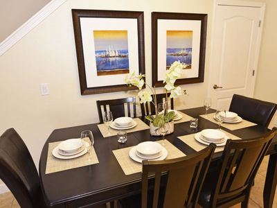 Photo for Gorgeous 5 BR Private Villa in Paradise Palms Resort near Disney!