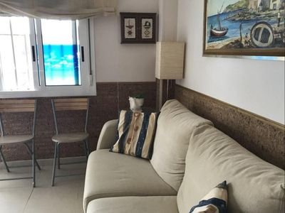 Photo for Paz 118 apartment in Cambrils with air conditioning, private parking & private terrace.
