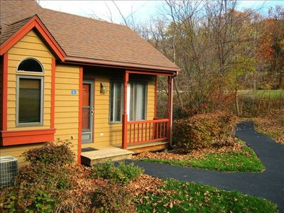 Photo for Enjoy a Cozy, Secluded and Affordable Friendly Retreat!