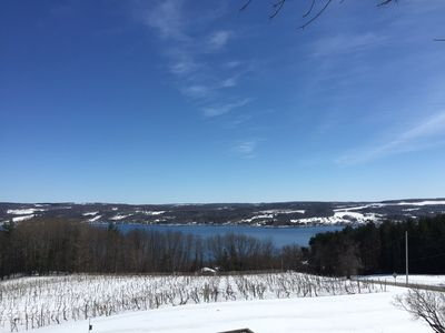 Photo for Lakeview Crossing Overlooking Keuka Lake In Beautiful Upstate New York.