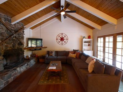 Photo for Newly Listed Squaw Valley Home with Hot Tub - Just minutes from Squaw Village!