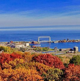 Hartley Park and Nature Center, Duluth, Minnesota, United States