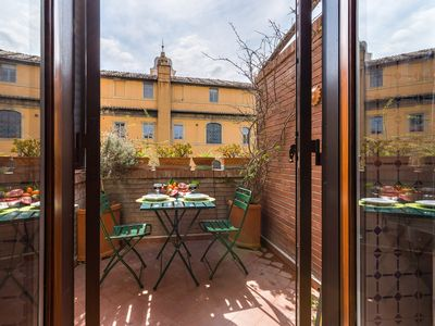 Photo for Cappellari 35 | Luxury Apartment in Campo de' Fiori