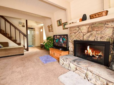 Photo for Fox Cottage: Amazing Central Location! Wood Burning Fireplace! DirecTV! Internet! BBQ!