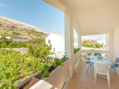 Photo for Apartments Mate (23961-A3) - Pag - island Pag