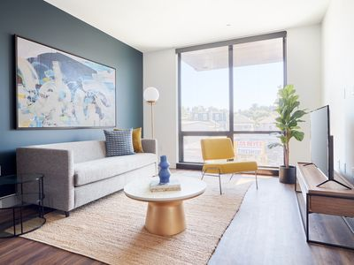 Photo for Sonder | Shift Apartments | Lovely 2BR + Gym