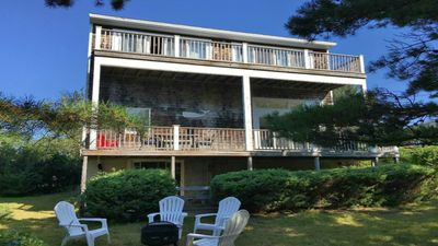 Photo for Large Beach House perfect for family vacations by the sea!