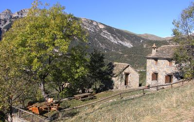 Photo for 2 houses in Bestué, 20km from Aínsa!