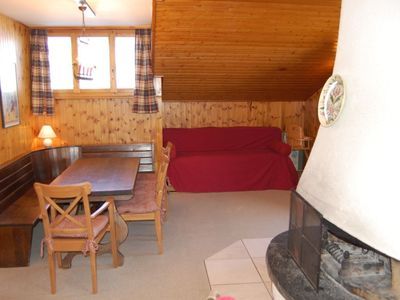 Photo for Apartment in the center of Nendaz with Internet, Lift, Parking, Balcony (37623)