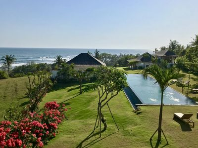 Photo for Ocean View Luxury Estate facing ocean in West Bali