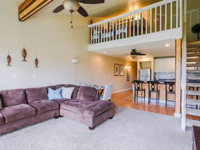 Photo for Surf and Golf Condo - near beach and golf course, great view, clean spacious home