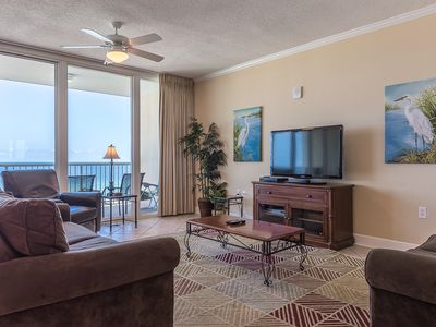 Photo for HAVE A BALL with Kaiser in Sanibel #1006: 2 BR/2 BA Condo in Gulf Shores Sleeps 6