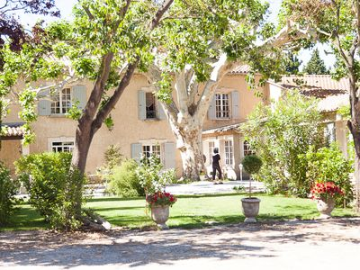 Photo for 'La Bastide d'Odette' - Authentic farmhouse from Provence. Located near Avignon