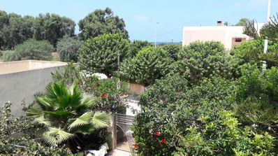 Photo for Bed and Breakfast in quiet and with sea views in Saïdia. WIFI, garden and terrace