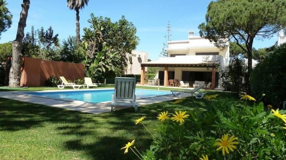 House in Vilamoura with Wi Fi, pool w / fence, garden ... - 6607950
