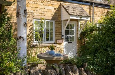 Photo for Buckthorn Cottage is a charming cottage in the former stables of a coaching inn in Chipping Campden.