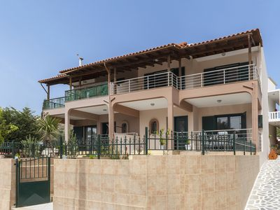 Photo for 6 guest accommodation Villa in Archangelos