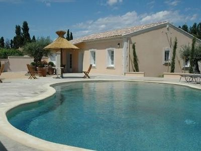 Photo for Beautiful and comfortable villa superb heated pool