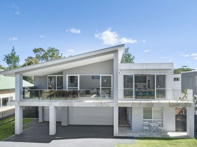 Photo for A brand new, premium quality house on Narrawallee Beach.