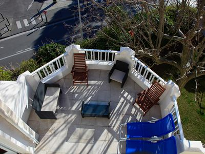 Photo for Townhouse with large terrace near the beaches