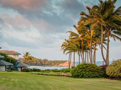 Photo for Poipu Sands 321 - Golf Clubs, Beautifully updated, Close to beach and the Hyatt
