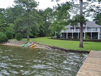 Photo for Scenic Home on Lake Wateree