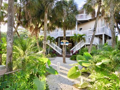Photo for 1 Minute to Beach, Luxury New Home, Pool is Heated and Screened, Gulf View,