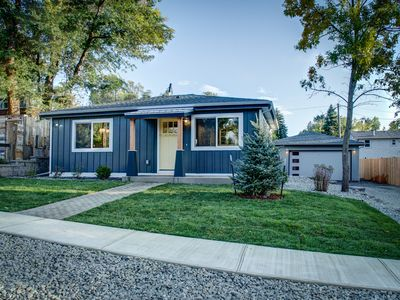 Photo for Downtown Colorado Springs Modern Cottage