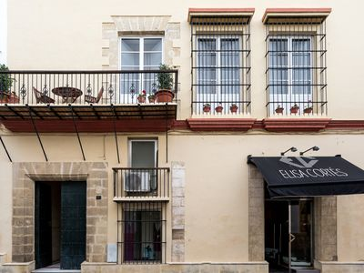 Photo for Apartment in the center of El Puerto de Santa María with Internet, Air conditioning, Terrace, Washing machine (725826)
