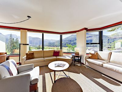 Photo for Resort at Squaw Creek 2BR Corner Unit w/ Sweeping Valley Views