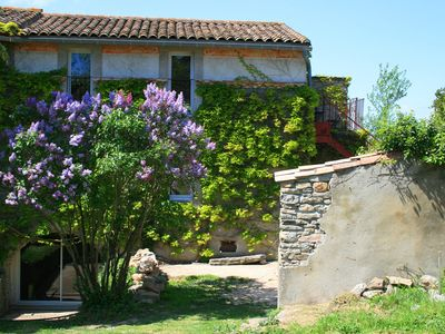 Photo for Gite with garden in an idyllic setting