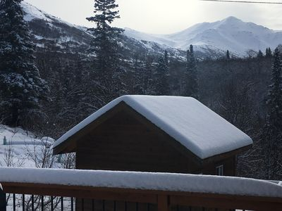Photo for Cabin in Paradise Valley Anchorage