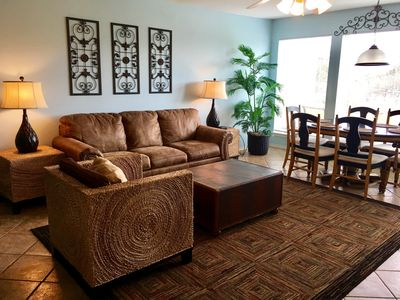 Photo for Waterwheel Retreat - Pet-Friendly Pad along the Guadalupe River!!