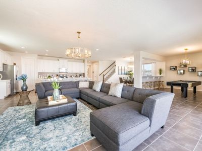 Photo for Luxury 9 bedroom home with games room