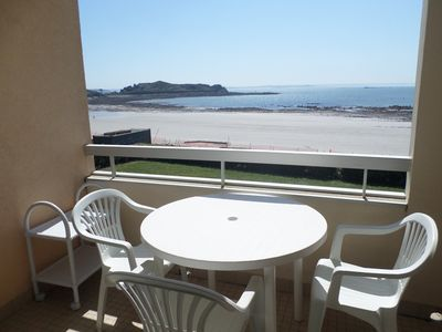 Photo for REF 123: T2 Superb location facing the beach.