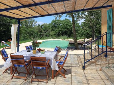 Photo for Villa Parun With The swimming pool Your private Shelter From City Crowds
