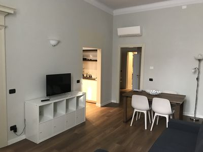 Photo for Newly renovated apartment just steps from the Arena